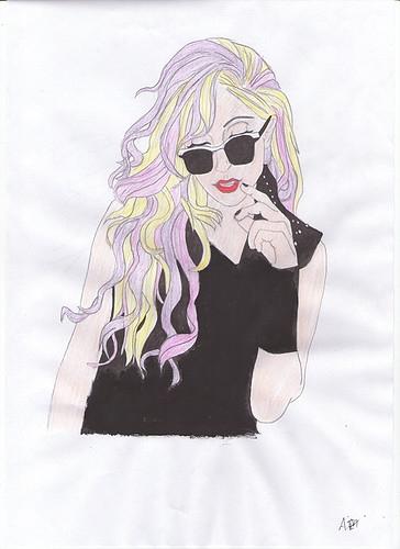 Lady Gaga par angeltelimi23